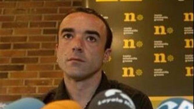 El primer 'éxito' de Zoido: Detenido en Francia Mikel Irastorza, el ¿último? jefe de ETA