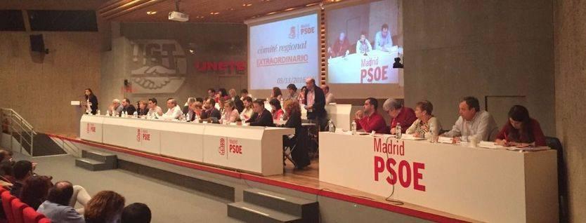 """Los 'sanchistas' de Madrid se unen al PSC para reclamar la convocatoria """"urgente"""" de primarias y un Congreso"""