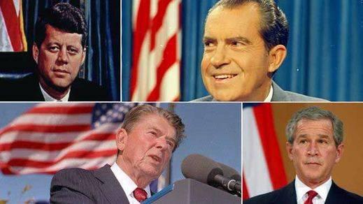 10 canciones sobre presidentes de los EEUU