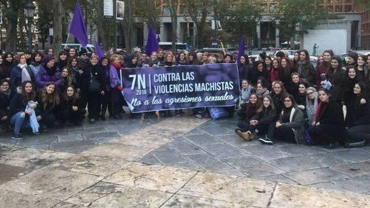 Las reivindicaciones contra las violencias machistas vuelven a la calle en el aniversario del 7N