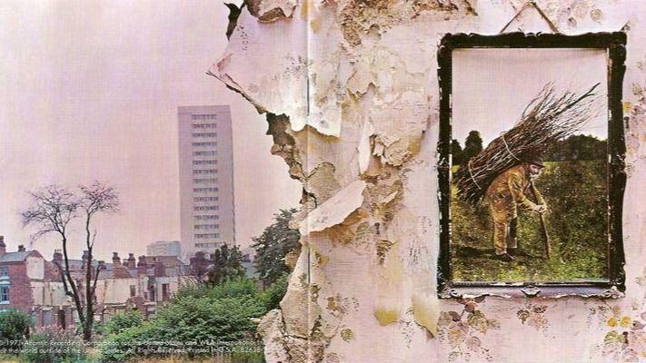 'Led Zeppelin IV': La obra maestra de la máquina mejor engrasada de la historia del rock