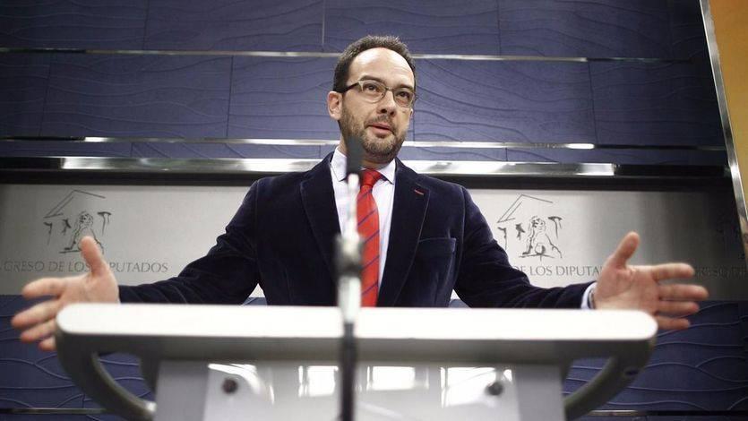 Purga en el PSOE: Hernando no descarta represalias en el Grupo Parlamentario más allá de la multa