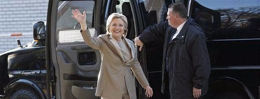 Elecciones EEUU: Hillary Clinton se acerca a una victoria histórica