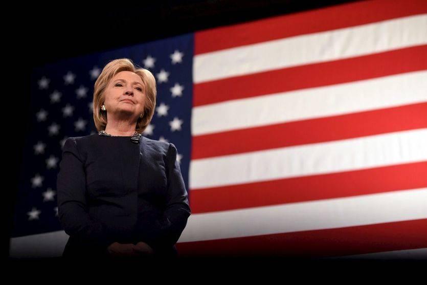 """Hillary Clinton, tras votar: """"daré lo mejor de mí"""""""
