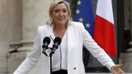Presidenta del Frente Nacional