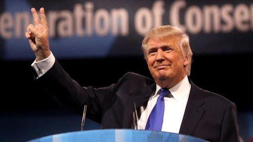 El populismo de Donald Trump arrasa en EEUU