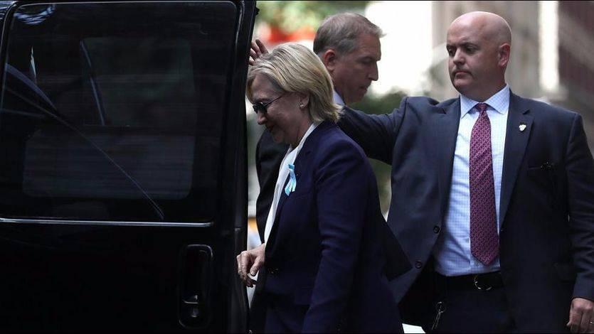 Clinton sólo admite su derrota en privado: no saldrá aún a dar la cara