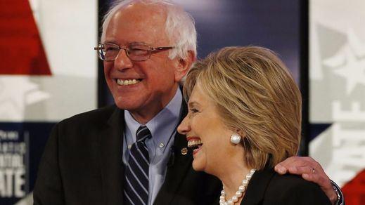 Hillary Clinton no convence en Michigan y Wisconsin, donde ya perdió contra Sanders