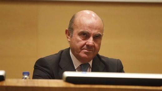 De Guindos replica a la Comisión Europea: la desaceleración de la economía en 2017