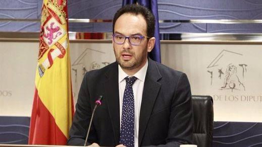 Antonio Hernando, sobre su 'papelón' en la crisis del PSOE: