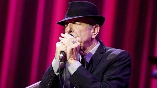 La mítica y mágica voz de Leonard Cohen se acalla para siempre