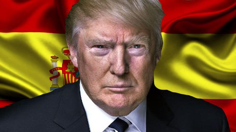 ¿Podría gobernar un Trump en España?