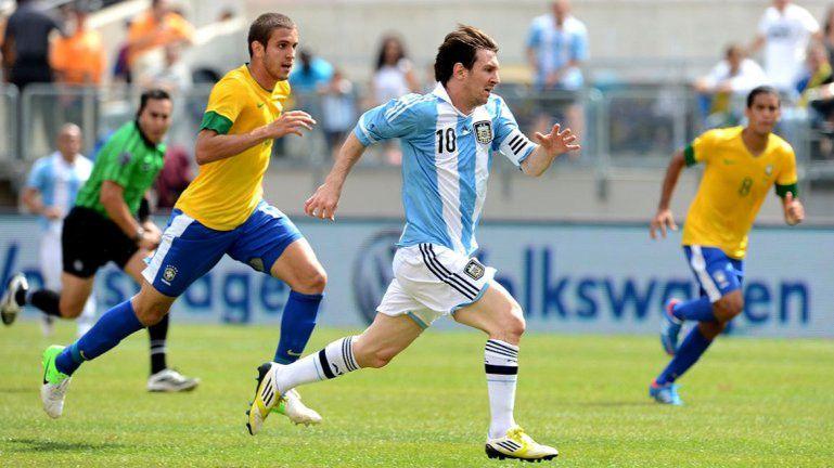 Vea el vídeo de la paliza de Brasil a Argentina, que la deja por ahora fuera del Mundial (3-0)