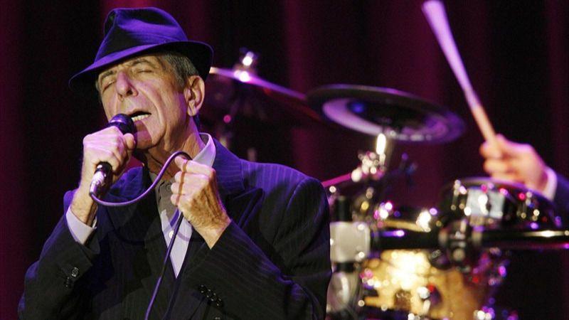 Adiós a Leonard Cohen con sus 20 mejores canciones