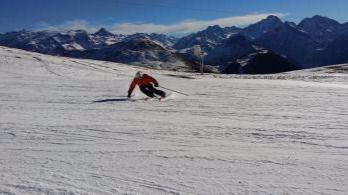 Se prevé un aumento de la ocupación hotelera en las estaciones de esquí españolas para la temporada 2016-2017
