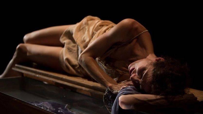 'Estaciones de Isadora': dolor, poesía, música, danza y palabra