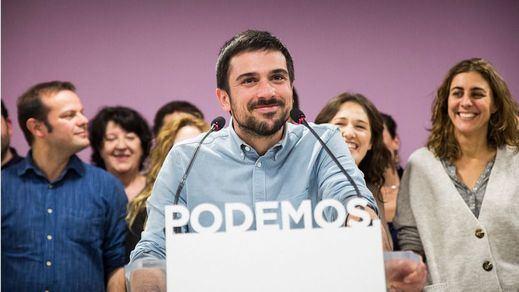 Ramón Espinar asegura que Pablo Iglesias sale fortalecido por su victoria en Podemos Madrid