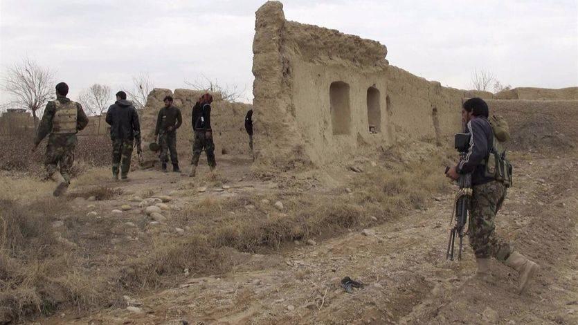 Los talibanes reciben a Trump con 3 muertos en un ataque a una base de EEUU en Afganistán