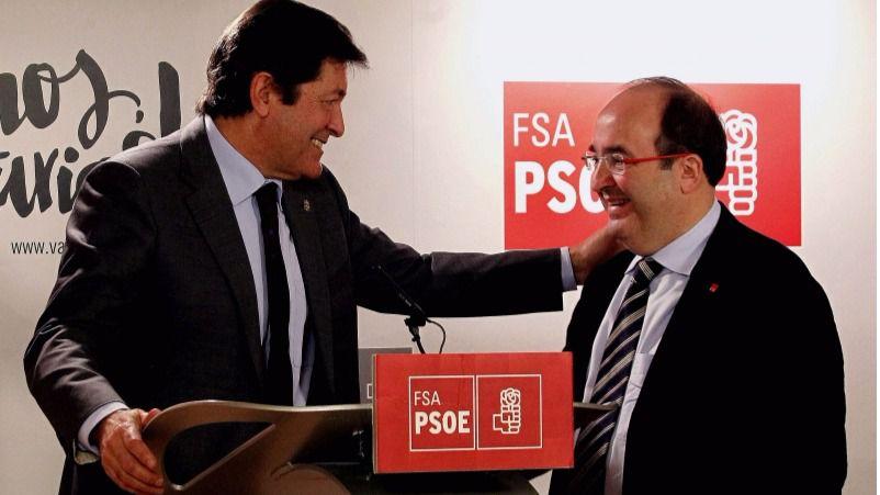 14-N, reunión clave entre PSOE y PSC para 'establecer una relación de asimetría desde el diálogo y el respeto'