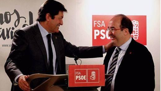 14-N, reunión clave entre PSOE y PSC para