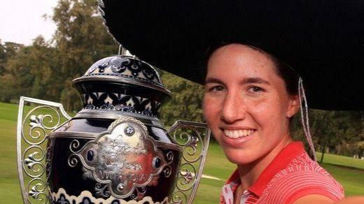 Carlota Ciganda logar su segunda victoria en el Circuito Americano