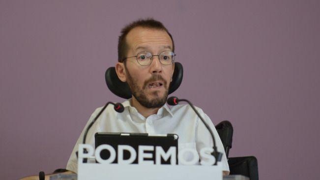 Echenique apuesta por evitar la confrontación de 'apellidos' en la Asamblea de Podemos