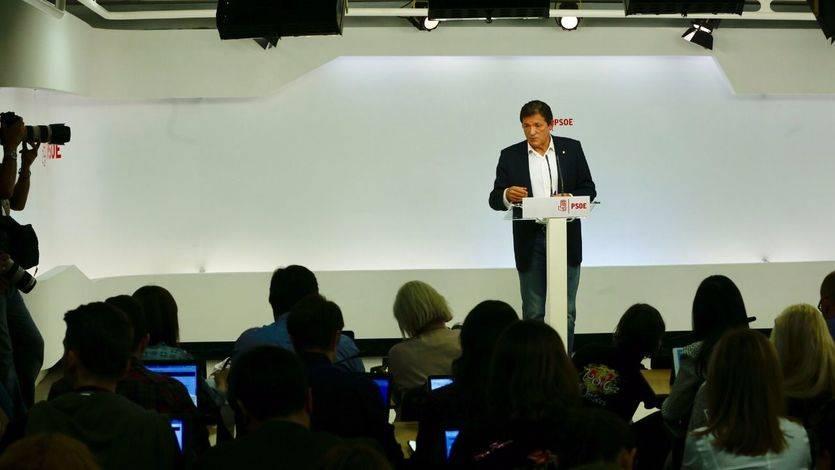 El PSOE vuelve a aparcar el 'no es no': deja ya entreabierta la puerta a los Presupuestos de Rajoy