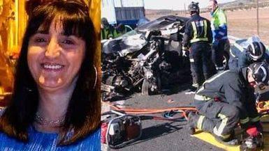 La psicóloga Maluenda analiza las secuelas de los accidentes de tráfico