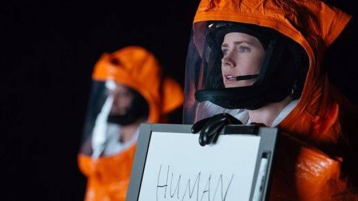 'La llegada': Otra manera de hacer ciencia-ficción