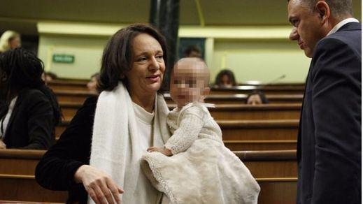 El 'recadito' de Bescansa a la reina Letizia ante la inauguración de la Legislatura