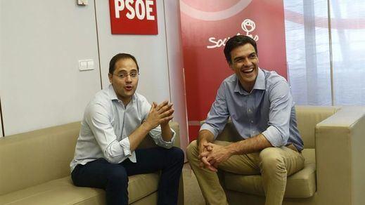 Nueva víctima del 'juego de las sillas' en el Congreso: Luena, ex mano derecha de Pedro Sánchez