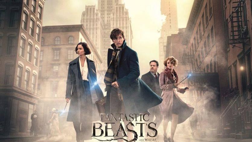 'Animales fantásticos y dónde encontrarlos': J.K. Rowling se vuelve a sacar un conejo de la chistera