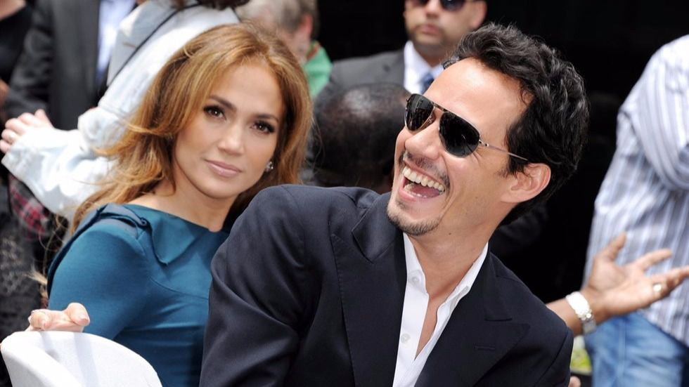 Jennifer López y Marc Anthony se transforman en... 'Pimpinela'