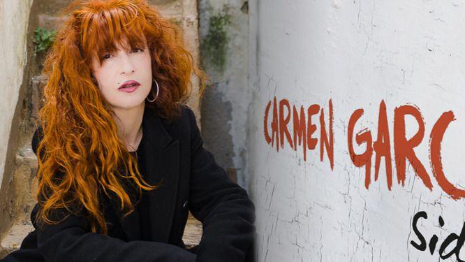 Carmen García, la hermana de Manolo García, se lanza en solitario con un un magnífico y variado disco
