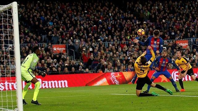 Sin Messi ni Luis Suárez no hay super-Barça: empate 0-0 con el Málaga