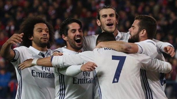 La pegada del Madrid, con triplete de Cristiano, decide un derbi igualado en juego (0-3)