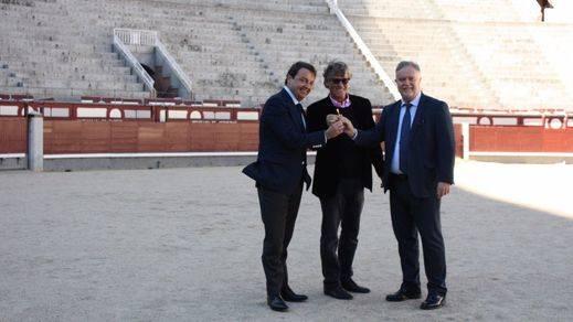 Simón Casas ya es el jefe mundial del toreo: el empresario toma posesión de 'su' plaza de Las Ventas