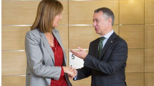 Vuelve el Gobierno de coalición al País Vasco: PNV y PSE cierran un compromiso a falta de detalles