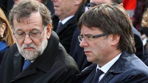 Rivera, equidistante y doblemente crítico sobre Cataluña: culpa por igual a Puigdemont y Rajoy de la grave situación