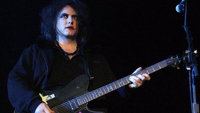 The Cure presume de repertorio en Madrid