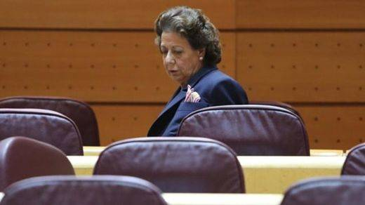 Rita Barberá vive su primer episodio del 'via crucis': declarará por blanqueo en el Supremo