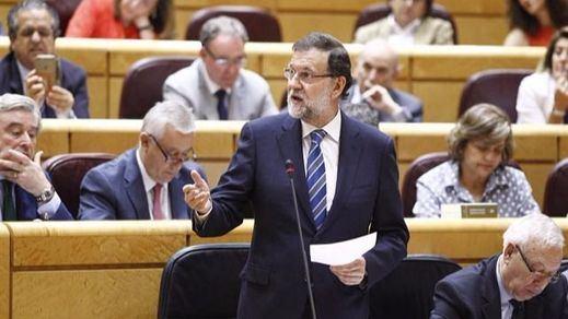 Rajoy se enzarza con el juez Santiago Vidal a cuenta de la separación de poderes