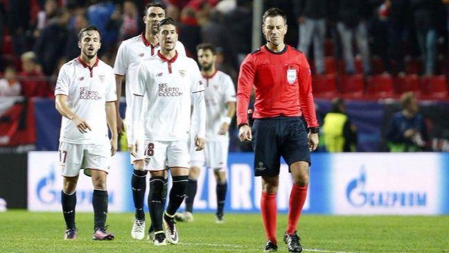 Champions: el Sevilla se hunde ante la Juve y se complica mucho el futuro (1-3)