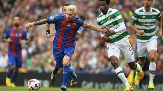 Champions: vuelve 'Supermessi' y vuelve el Superbarça, que gana fácil en Glasgow (0-2)