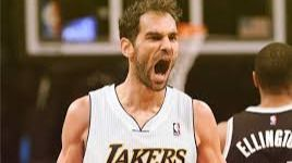 Calderón destaca con sus Lakers en una buena jornada de los ÑBA en la NBA