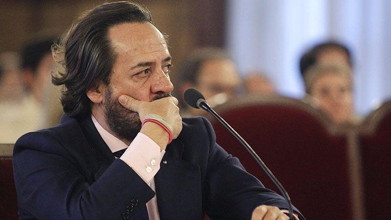 'El Bigotes' tacha de 'mierdas' a los populares que trataron a Barberá 'como a una perra'