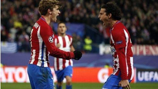 El 'Euroatlético' vuelve por sus fueros: gana fácil al PSV y ya es campeón de su grupo de Champions (2-0)