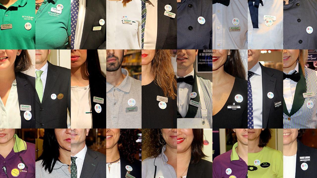 El Grupo El Corte Inglés se une al Día Mundial contra la Violencia de Género