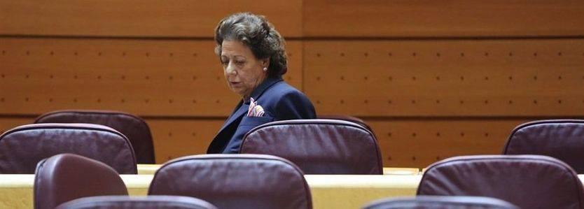 El PP volvería a echar hoy de sus filas a Rita Barberá… en febrero, ya veremos