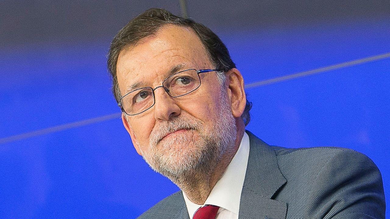 Rajoy habla ahora del